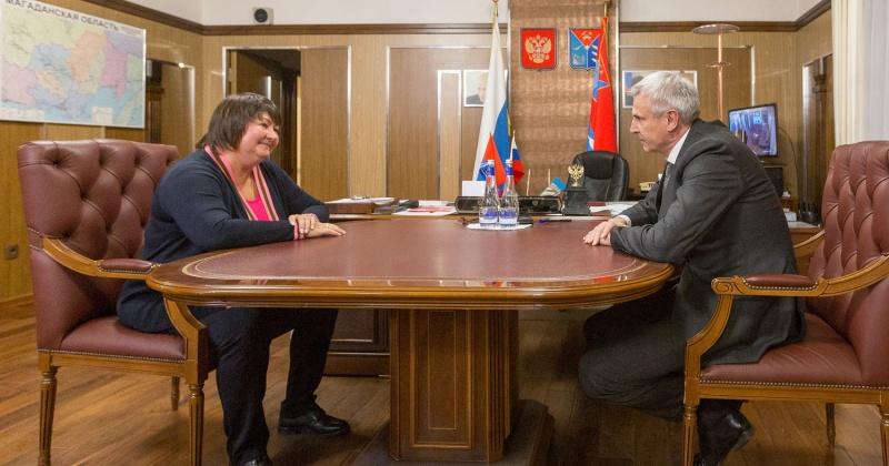 Сергей Носов: Проведение в Магадане лыжных соревнований федерального уровня даст стимул развитию спортивной инфраструктуры