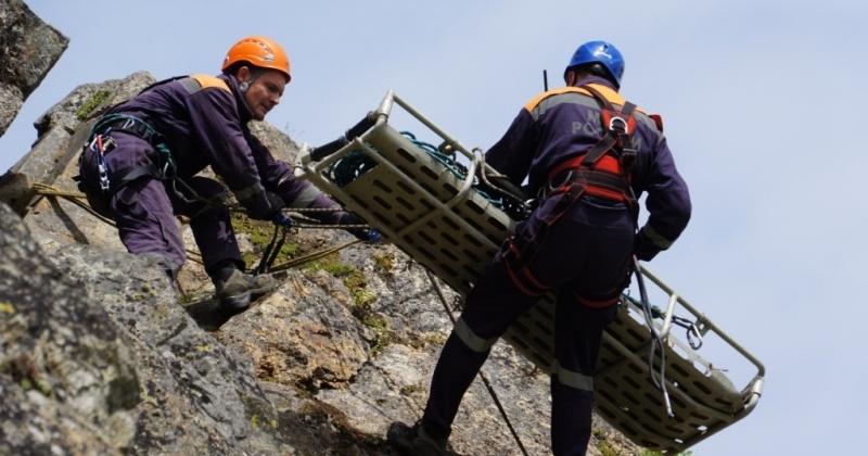 Спасатели Магадана обучают население действиям в случае ЧС