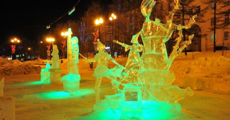 Предстоящей зимой работы «Магаданского хрусталя» посвятят 90-летию города