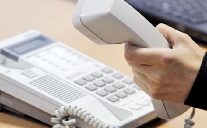 В понедельник, 22 октября, мэр Магадана проведет очередную прямую телефонную линию