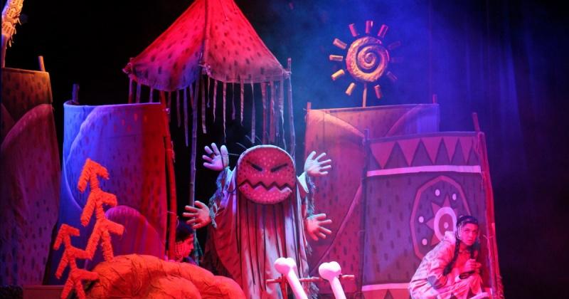 Наследие поэтессы Кымытваль пополнило репертуар магаданского кукольного театра