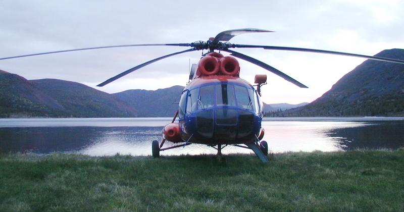 ООО «Поляр-Авиа»  на вертолете перевозило  туристов без лицензии