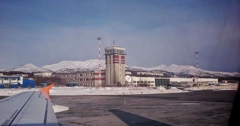 """Проголосовать за имя, которое будет носит аэропорт """"Магадан"""" все желающие могут на  на площадке «Открытого Магадана»"""