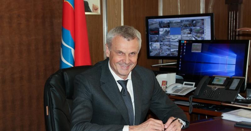 Сергей Носов: Благодаря вашей работе в Магаданской области утверждаются мир, порядок и справедливость.