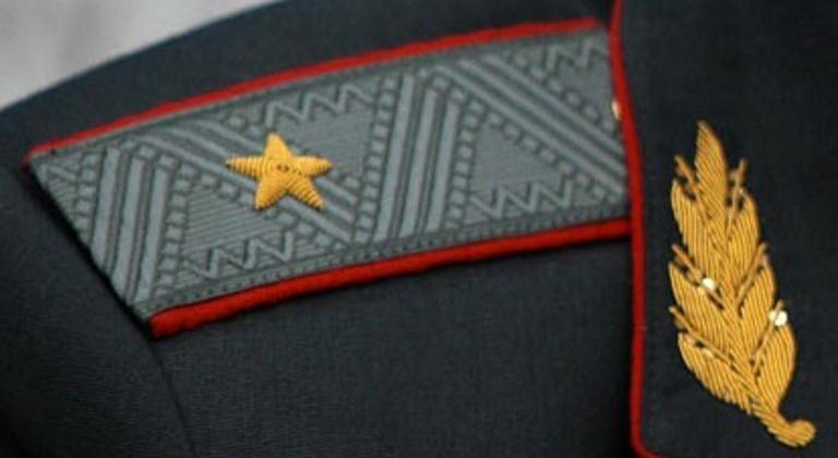 Специальное звание генерал-майор полиции присвоено главному полицейскому Колымы