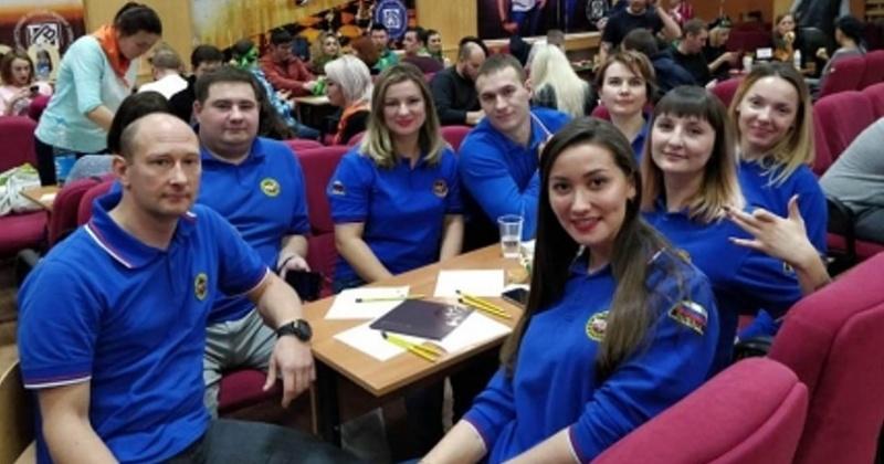 Сотрудники МЧС России по Магаданской области приняли участие в интеллектуальной игре «Брейндо»