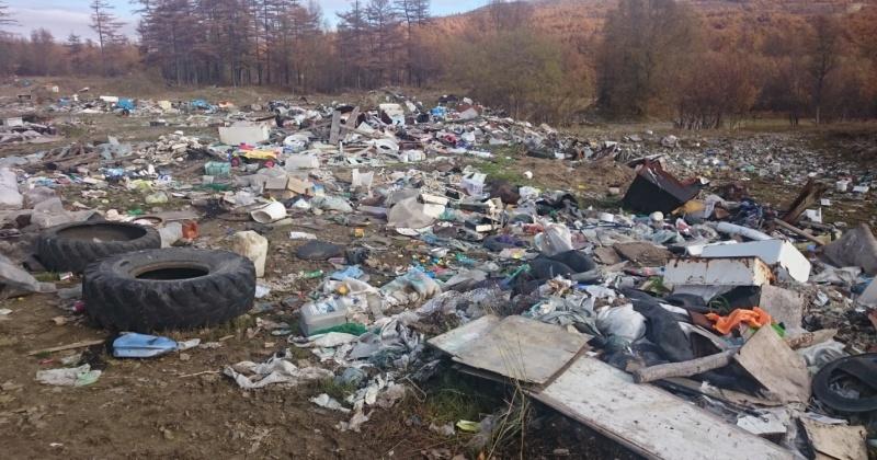 В земле в районе села Гадля выявлено превышение предельно допустимых концентраций тяжелого металла цинка