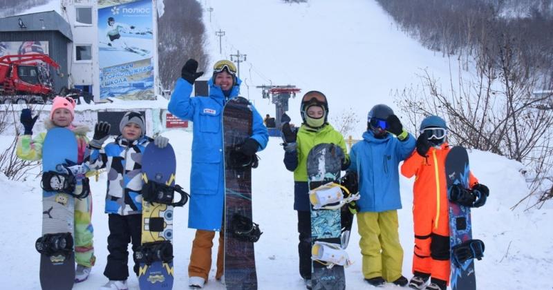 Склоны Русской горнолыжной школы Магадана в эти выходные встретят любителей активного отдыха