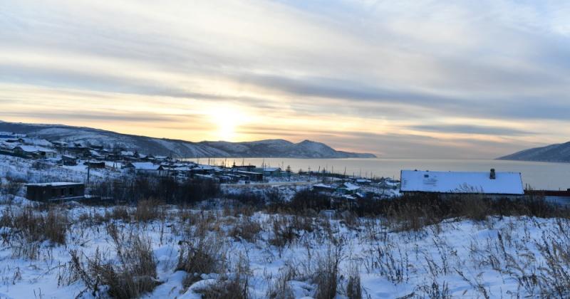 Город будущего у Охотского моря?