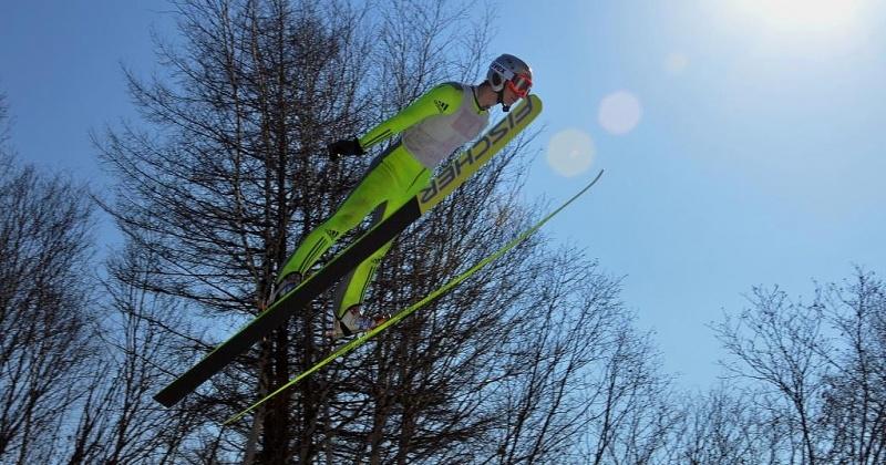 Магаданский двоеборец Александр Миланин – бронзовый призер Кубка России