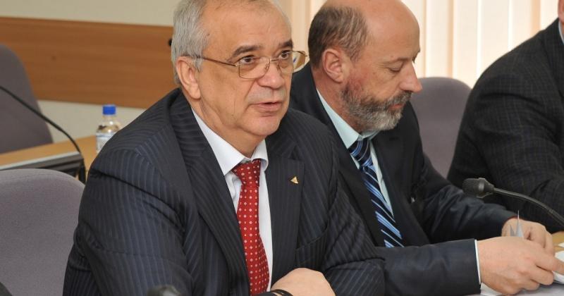Почетный гражданин Магаданской области, экс-депутат Владимир Христов удостоен медали ордена «За заслуги перед Отечеством»