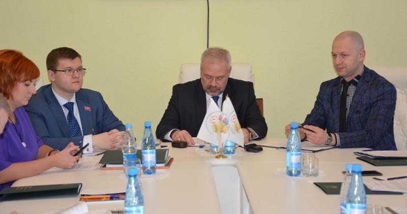 Андрей Зыков: Совет Молодежной палаты справился со своей   задачей.