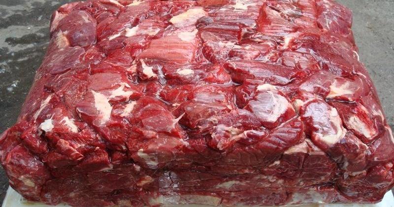 С начала года в Магадане  изъято из оборота 27 партий некачественных и опасных мясных продуктов общей массой 70 кг