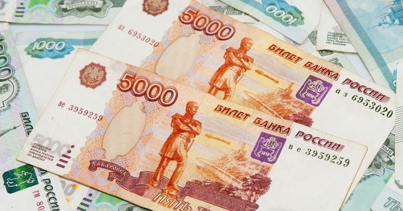 6446 колымчан получают меньше 40 тысяч рублей в месяц