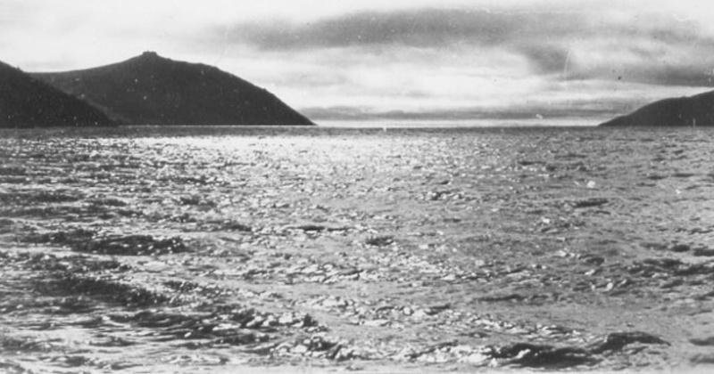 Строительство морского порта в бухте Нагаева 1932-1937 годах