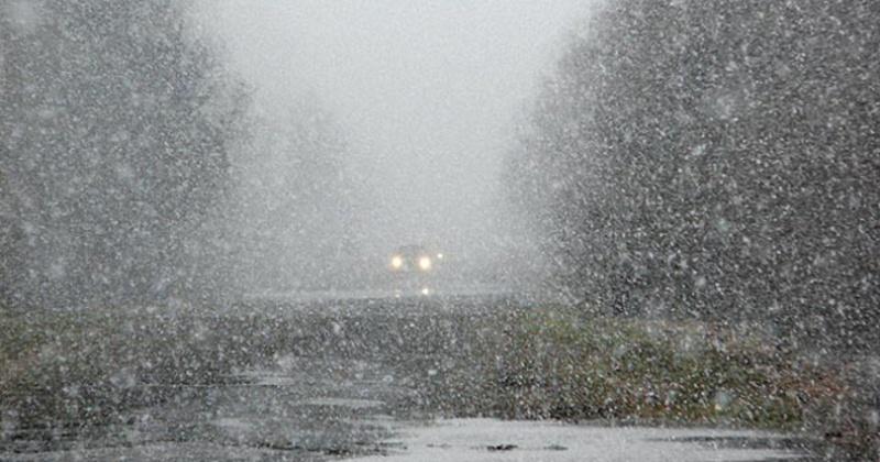 Ветер, метель, сильный снег ожидается завтра в Магадане и в районах области