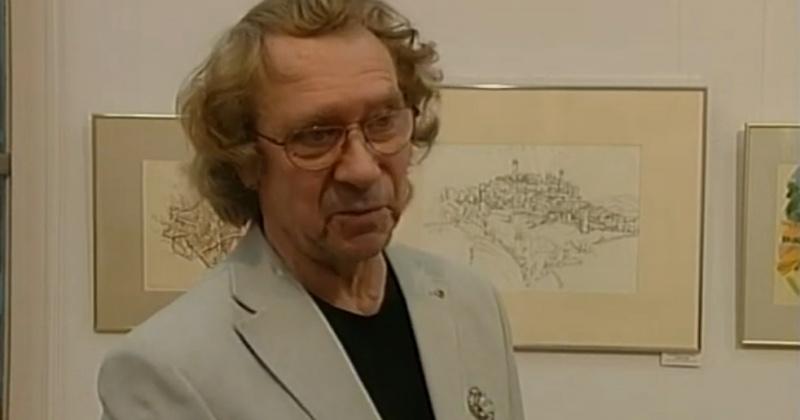 Во Владимире открылась выставка магаданского театрального художника Юрия Галдина
