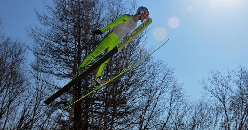 Магаданец Александр Миланин – призер первенства России по лыжному двоеборью