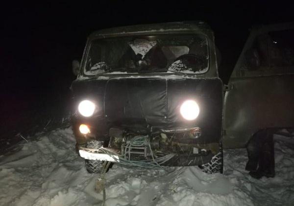 Четверых рыбаков эвакуировали спасатели Магадана из района озера Чистое Ольского городского округа