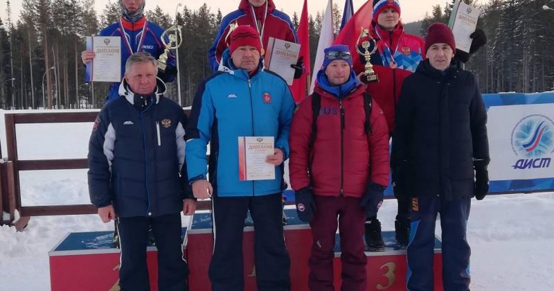 Магаданец Александр Миланин стал членом сборной страны по лыжному двоеборью