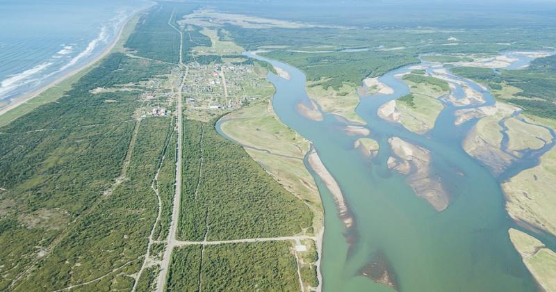 Мост через реку Яна предложил построить Минсельхоз Колымы