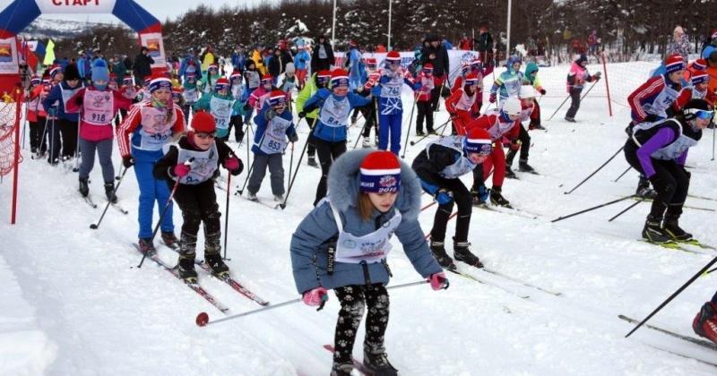Всероссийские соревнования «Лыжня России» пройдут в Магадане 9 февраля