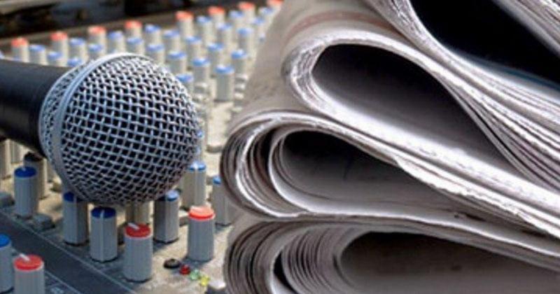 Газеты, радио, телевидение или социальные сети?