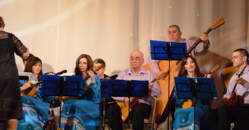 Концерт камерной музыки даст магаданский муниципальный оркестр русских народных инструментов «Метелица»