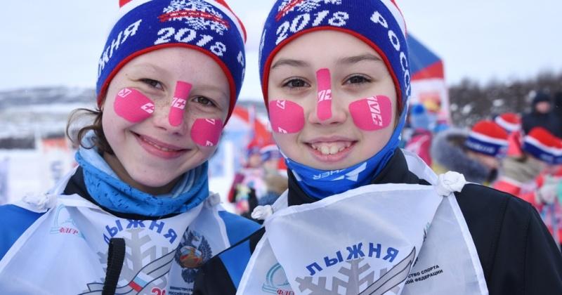 Сегодня в Магадане пройдёт Всероссийская массовая гонка «Лыжня России»