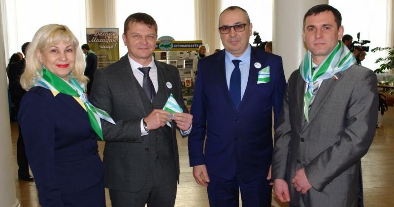 Сергей Смирнов займется вопросами повышения экологической безопасности в рамках проекта «Чистая страна»