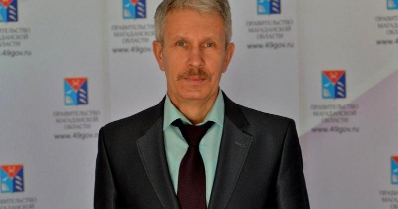 Министром строительства, жилищно-коммунального хозяйства и энергетики Магаданской области назначен Юрий Викторович Столповский