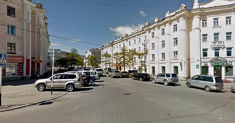 В Магадане откроют движение от центральной аптеки до проспекта Ленина