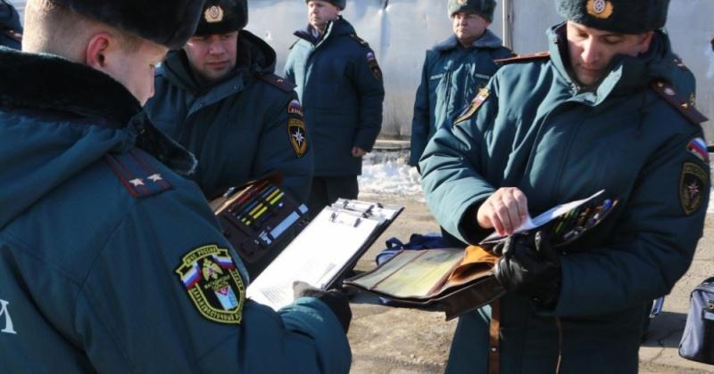 В Магаданской области началась инспекторская проверка регионального управления МЧС