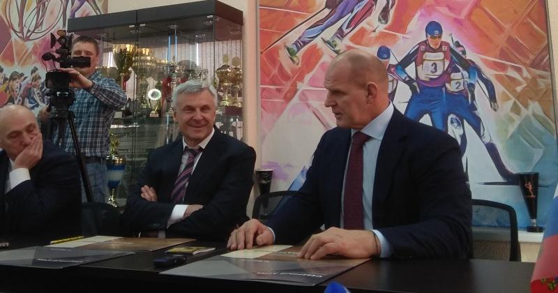 Александр Карелин: ФОК в «Северном Артеке» должен стать центром притяжения и досуга для людей