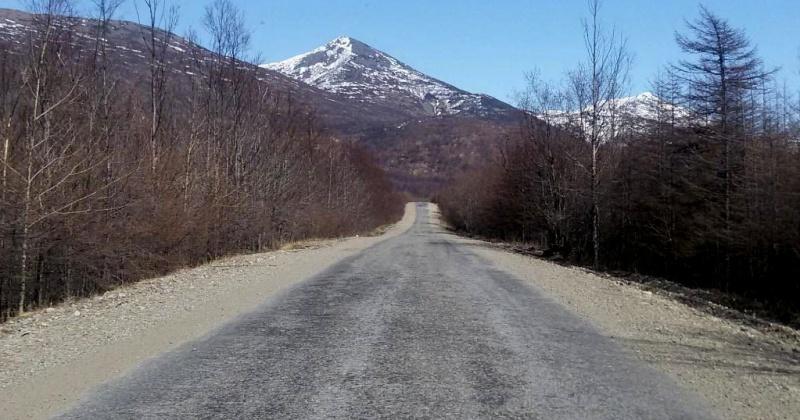 Какие участки колымской трассы требуют срочного ремонта (Опрос)