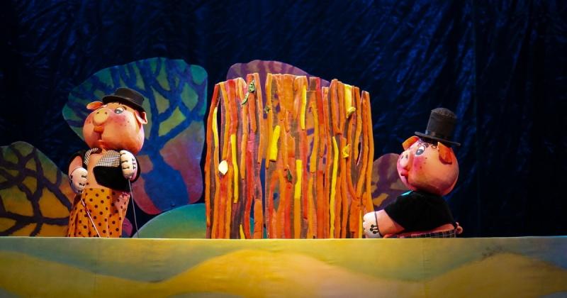 Магаданский театр кукол готовит большую концертную программу к Международному дню кукольника