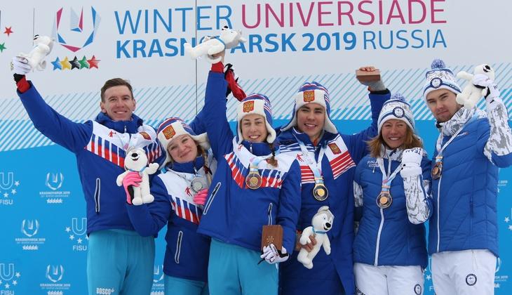 Благодарность Владимира Путина получила магаданская лыжница Христина Мацокина за победы на Универсиаде-2019