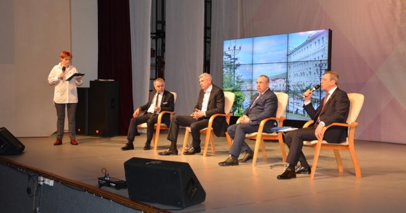 Инициативы, исходящие от жителей Магадана, входят в программные мероприятия, направленные на социально-экономическое развитие города, - Сергей Абрамов