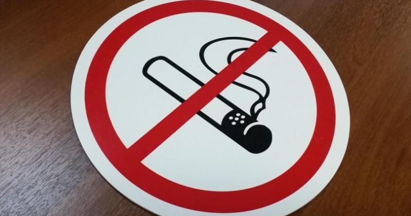 Магаданские подростки заплатят штраф за  курение на территории школы