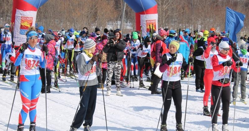 В Магадане стартует праздник лыжного спорта