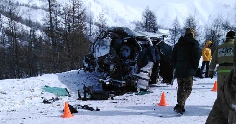Шесть человек пострадали в ДТП на 49 километре автомобильной дороги Палатка – Кулу - Нексикан