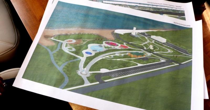 Парк «Маяк» в Магадане будут строить приезжие подрядчики