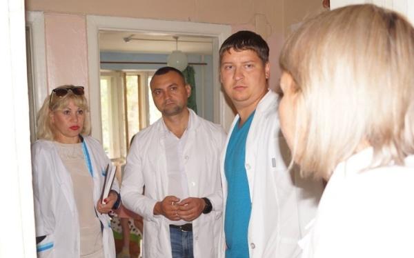 Нам важно на месте изучить ситуацию, отследить проблемные моменты, принять участие в их решении,- Сергей Тимофеев