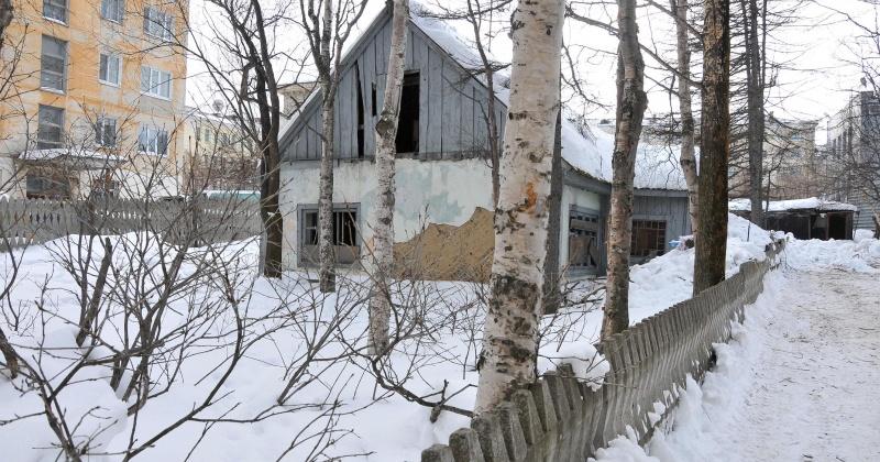 В дни юбилея Магадана в городе начнутся работы по воссозданию здание старого краеведческого музея