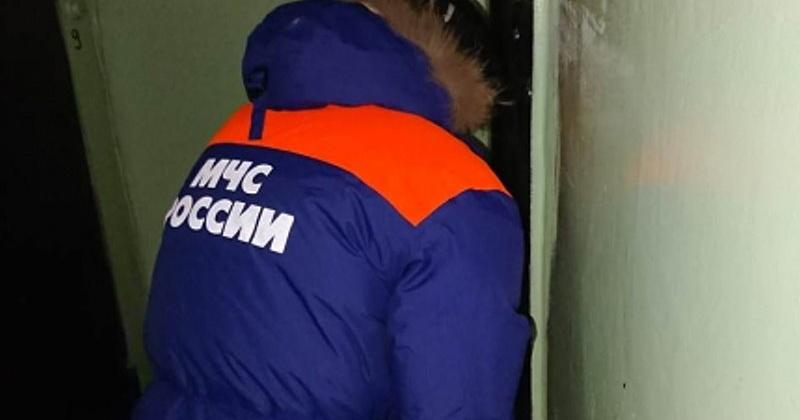 Магаданские спасатели помогли пенсионерке