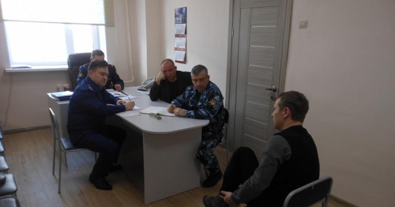 Содержание заключенных в СИЗО проверила магаданская прокуратура