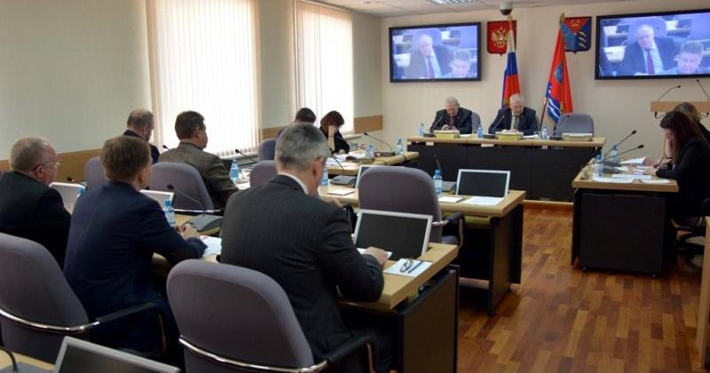 Доработанный законопроект о централизации закупок для медицинских учреждений региона был представлен на заседании рабочей группы