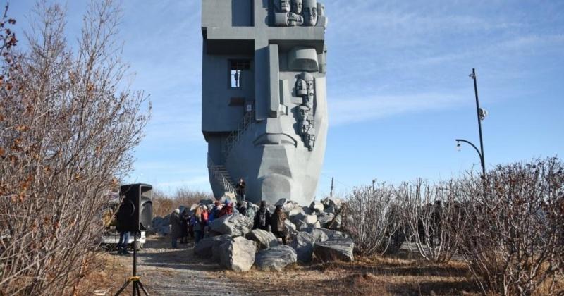 В Международный день памятников и исторических мест, 18 апреля, магаданцев и гостей города приглашают посетить мемориал «Маска Скорби»