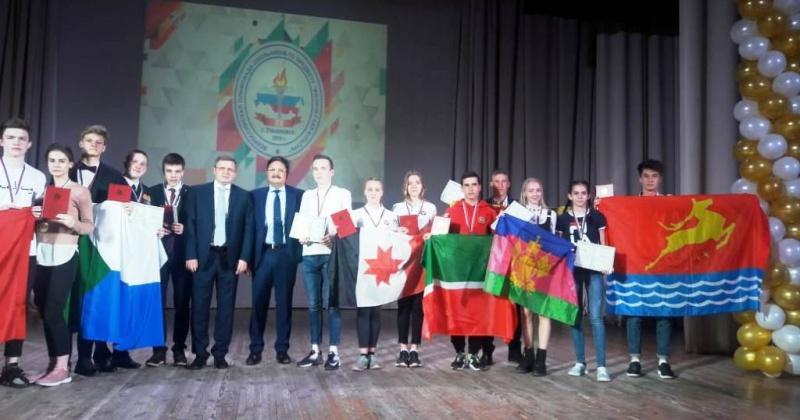 Магаданский школьник признан победителем заключительного этапа Всероссийской олимпиады школьников