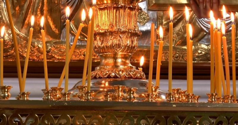 В ночь с 27 на 28 апреля в храмах Магаданской епархии будет совершено праздничное Пасхальное богослужение